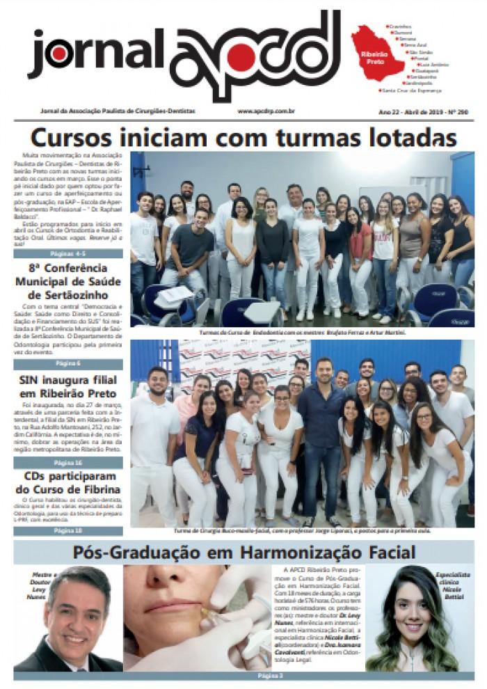 Revista APCD Ribeirão -  (ed. 290)