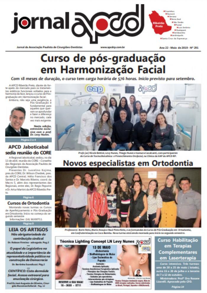 Revista APCD Ribeirão -  (ed. 291)