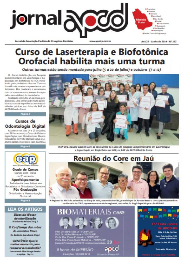 Revista APCD Ribeirão -  (ed. 292)
