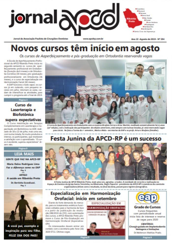 Revista APCD Ribeirão -  (ed. 294)