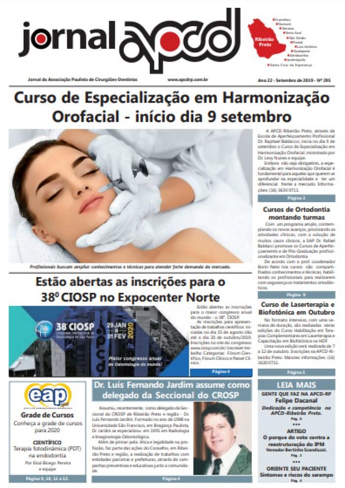 Revista APCD Ribeirão -  (ed. 295)