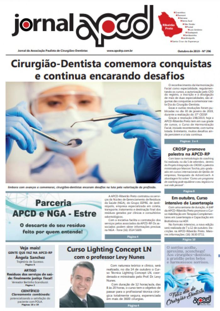 Revista APCD Ribeirão -  (ed. 296)
