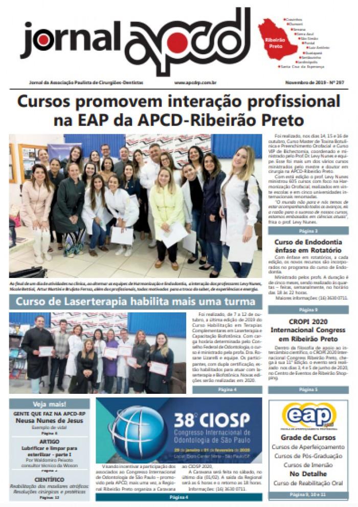 Revista APCD Ribeirão -  (ed. 297)