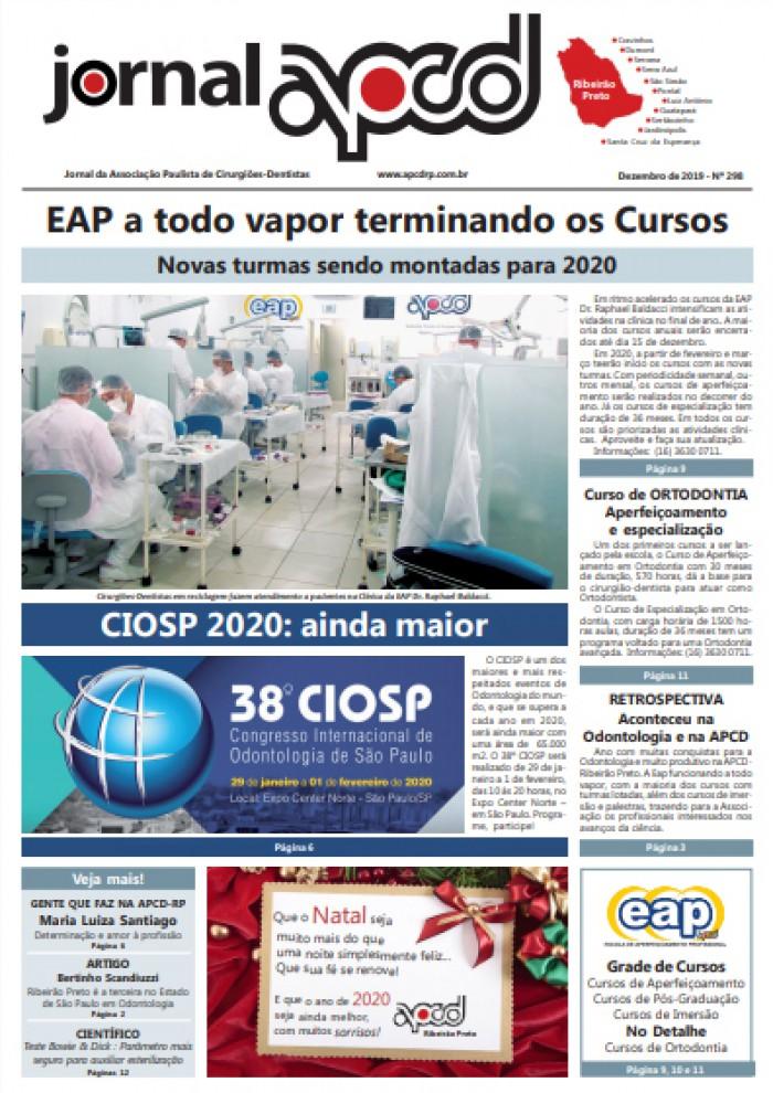 Revista APCD Ribeirão -  (ed. 298)