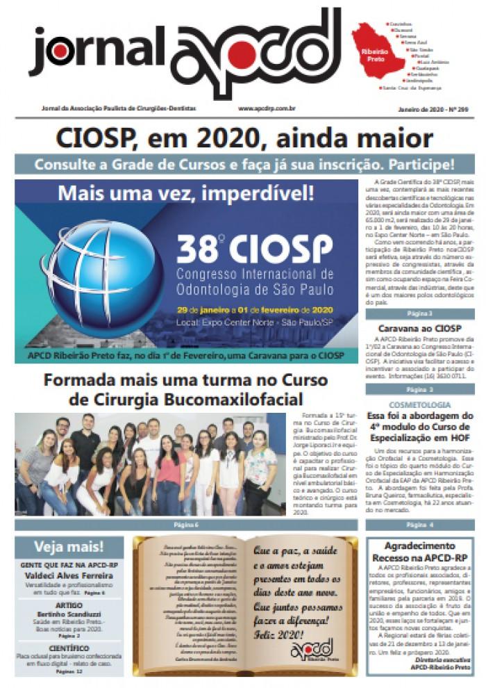 Revista APCD Ribeirão -  (ed. 299)