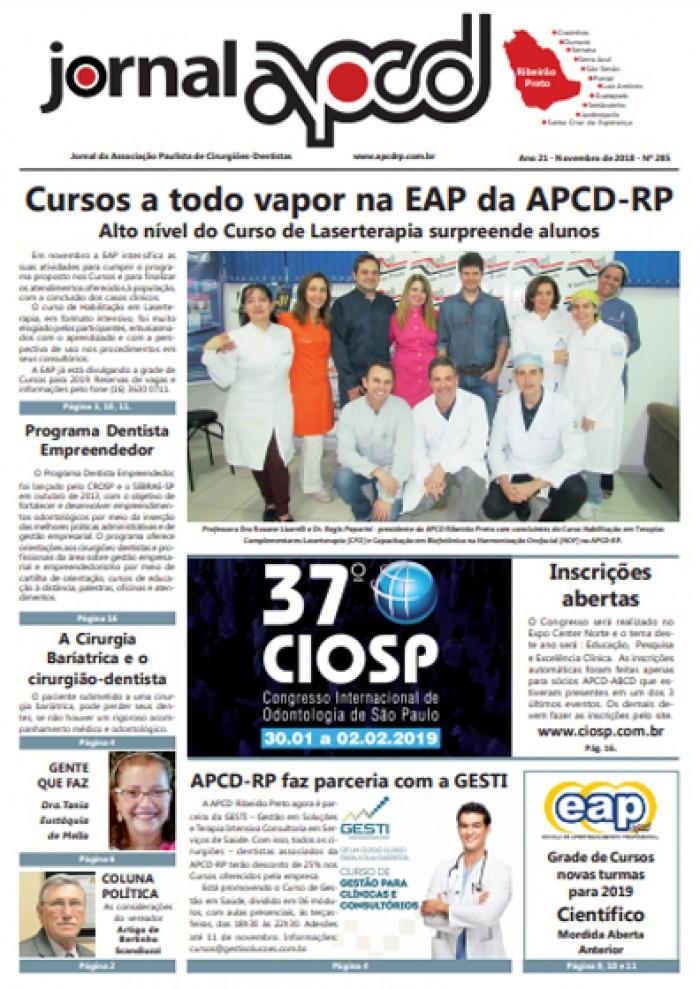 Revista APCD Ribeirão -  (ed. 285)
