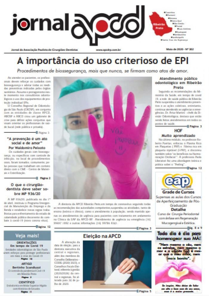 Revista APCD Ribeirão -  (ed. 302)