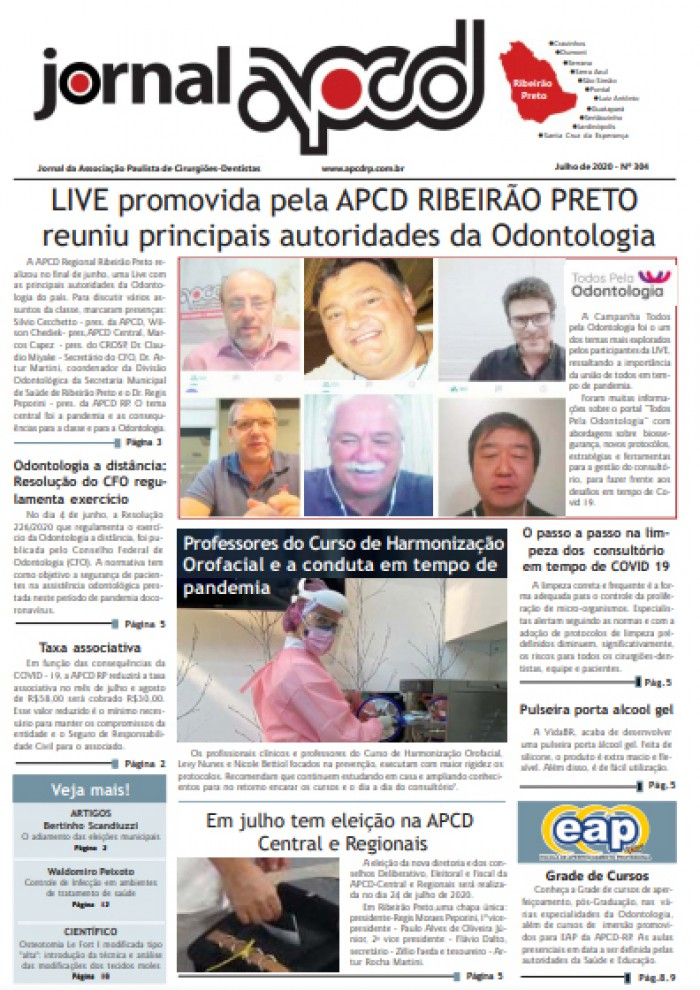 Revista APCD Ribeirão -  (ed. 304)