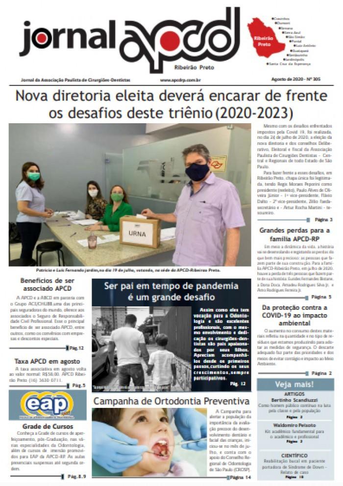 Revista APCD Ribeirão -  (ed. 305)