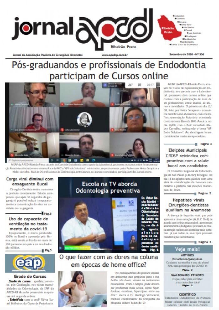 Revista APCD Ribeirão -  (ed. 306)
