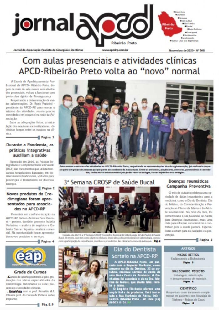 Revista APCD Ribeirão -  (ed. 308)