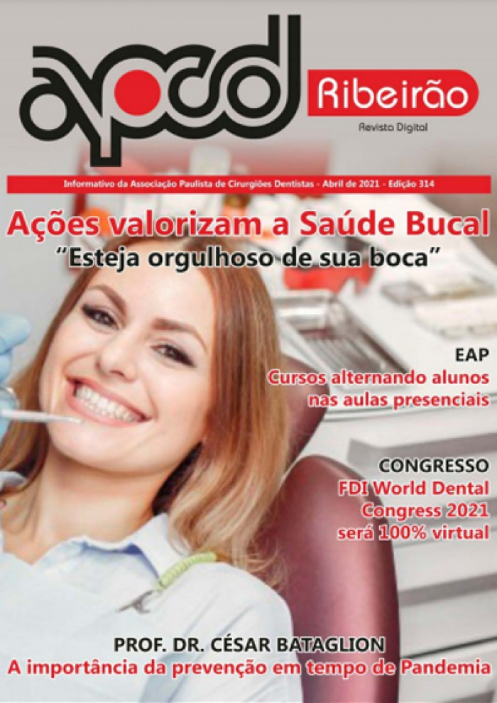 Revista APCD Ribeirão -  (ed. 314)