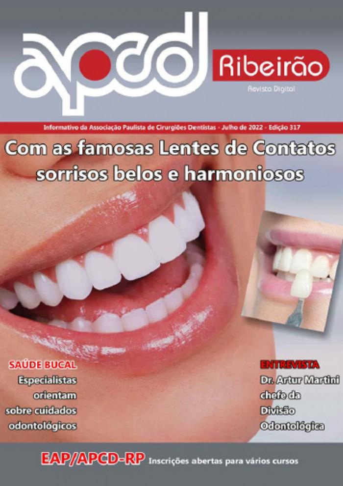 Revista APCD Ribeirão -  (ed. 317)