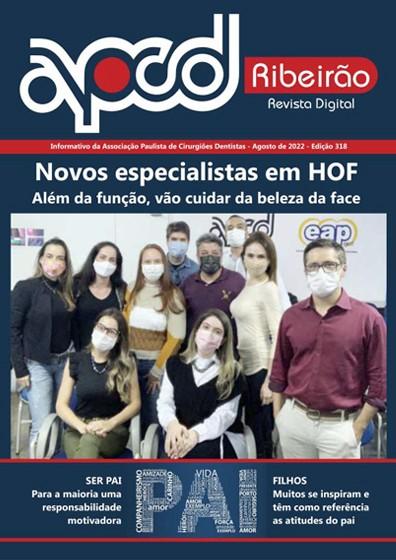 Revista APCD Ribeirão Preto - Agosto / 2021