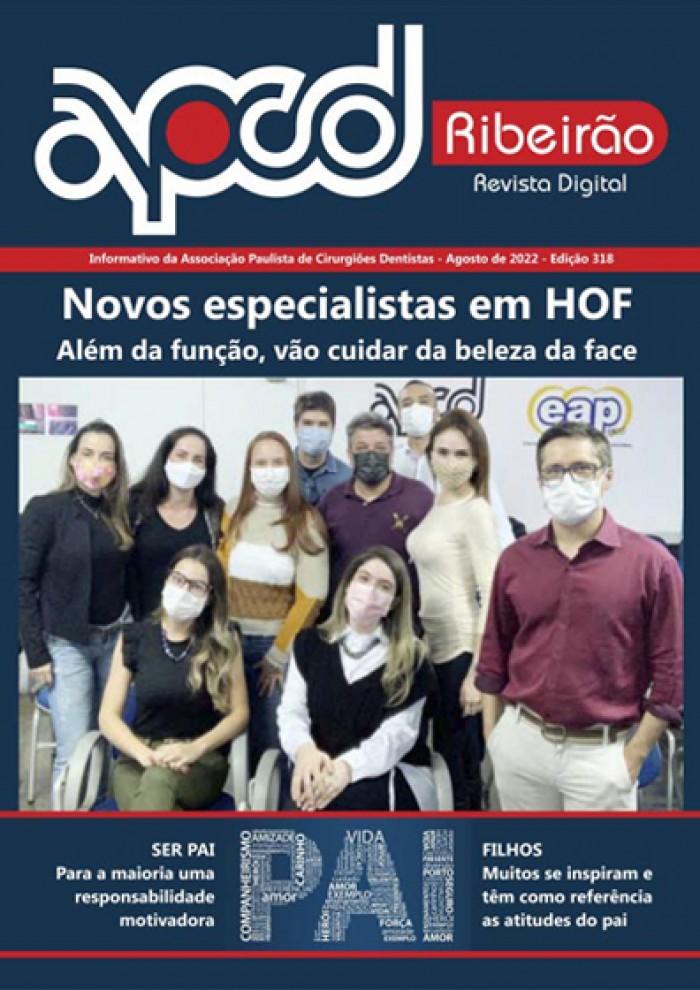 Revista APCD Ribeirão -  (ed. 318)