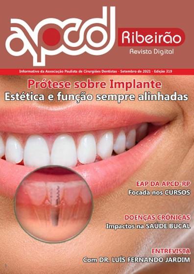 Revista APCD Ribeirão Preto - Setembro / 2021