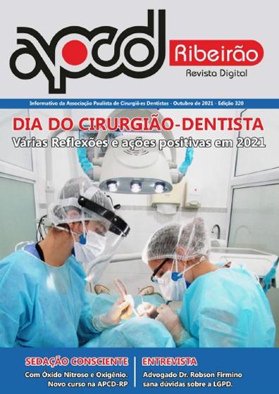 Revista APCD Ribeirão Preto - Outubro / 2021