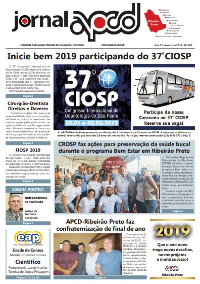 Revista APCD Ribeirão -  (ed. 287)