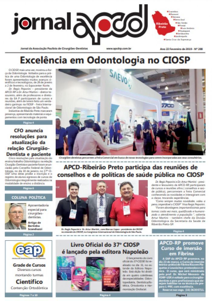 Revista APCD Ribeirão -  (ed. 288)