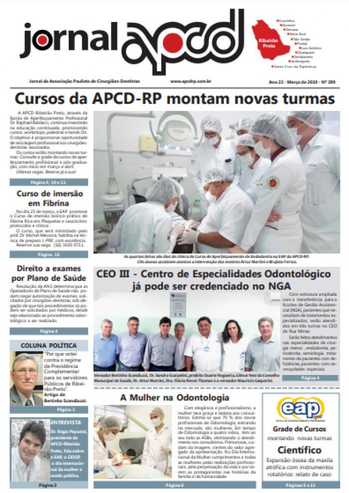 Revista APCD Ribeirão -  (ed. 289)